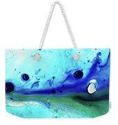 Abstract Art - Making Waves - Sharon Cummings Weekender Tote Bag