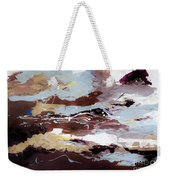 Abstract Art Project #12 Weekender Tote Bag