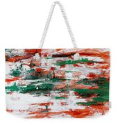 Abstract Art Project #24 Weekender Tote Bag