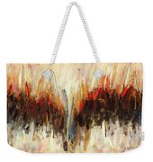 Abstract Art Twenty-one Weekender Tote Bag