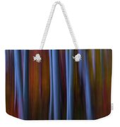 Abstract Aspens Weekender Tote Bag