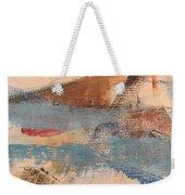 Abstract At Sea 2 Weekender Tote Bag
