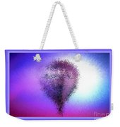 Abstract Balloon In Sky Weekender Tote Bag