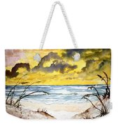 Abstract Beach Sand Dunes Weekender Tote Bag
