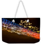 Abstract Berlin Wall 7 Weekender Tote Bag