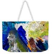 Abstract Bird Weekender Tote Bag