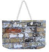 Abstract Brick 10 Weekender Tote Bag