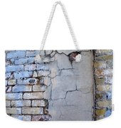 Abstract Brick 4 Weekender Tote Bag
