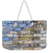 Abstract Brick 6 Weekender Tote Bag