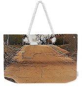 Abstract Bridge Over Road Weekender Tote Bag