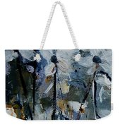 Abstract Bunch Of Flowers  Weekender Tote Bag