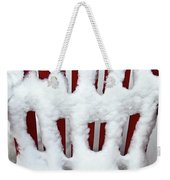 Abstract By Nature Weekender Tote Bag