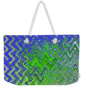 Abstract By Photoshop 50 Weekender Tote Bag