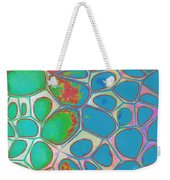 Abstract Cells 4 Weekender Tote Bag