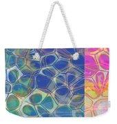 Abstract Cells 6 Weekender Tote Bag
