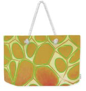 Abstract Cells 2 Weekender Tote Bag