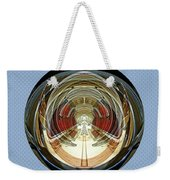 Abstract Classic Car Weekender Tote Bag