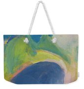 Abstract Close Up 12 Weekender Tote Bag