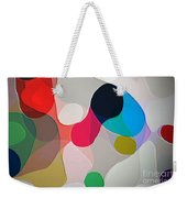 Abstract Collection 020 Weekender Tote Bag