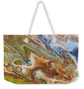 Abstract Colour Weekender Tote Bag