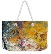 Abstract Composite Weekender Tote Bag