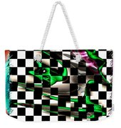 Abstract Composition 506 Weekender Tote Bag