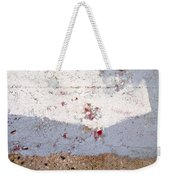 Abstract Concrete 13 Weekender Tote Bag