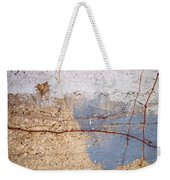 Abstract Concrete 15 Weekender Tote Bag