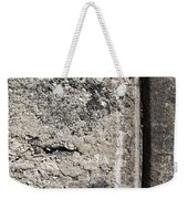 Abstract Concrete 16 Weekender Tote Bag