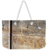 Abstract Concrete 17 Weekender Tote Bag