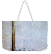 Abstract Concrete 19 Weekender Tote Bag