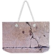 Abstract Concrete 3 Weekender Tote Bag