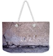 Abstract Concrete 4 Weekender Tote Bag