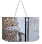 Abstract Concrete 5 Weekender Tote Bag