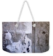 Abstract Concrete 6 Weekender Tote Bag