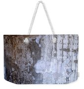 Abstract Concrete 8 Weekender Tote Bag