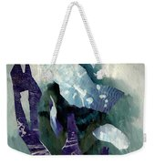 Abstract Construction Weekender Tote Bag