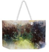 Abstract Contemporary Art Weekender Tote Bag