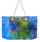 Abstract Cubist Interpreation Of My Boats At Rest Painting Available As A Large Stretched Canvas Art Weekender Tote Bag