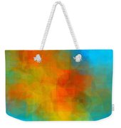 Abstract Cubist Interpretation Of My Boats At Rest Painting Avail A Large Stretched Canvas Art Weekender Tote Bag