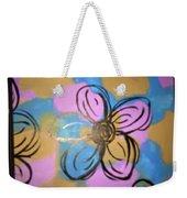 Abstract Daisy  Weekender Tote Bag