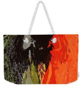 Abstract Dark Angel Weekender Tote Bag