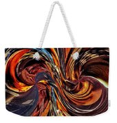 Abstract Delight Weekender Tote Bag