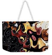 Abstract Digital Art #030 Weekender Tote Bag