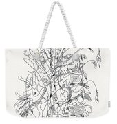 Abstract Drawing Fifty-nine Weekender Tote Bag