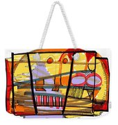 Abstract Drawing Sixty-seven Weekender Tote Bag