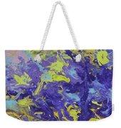 Abstract Duo Weekender Tote Bag