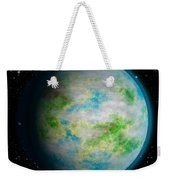 Abstract Earth Weekender Tote Bag