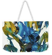 Abstract Expressionism Painting Series 715.102710 Weekender Tote Bag
