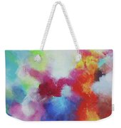 Abstract Expressions Weekender Tote Bag